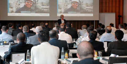 Oil & Gas seminar Reinach Endress+ Hauser