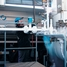 Cooling system - flow measurement of nitrogen with Prowirl