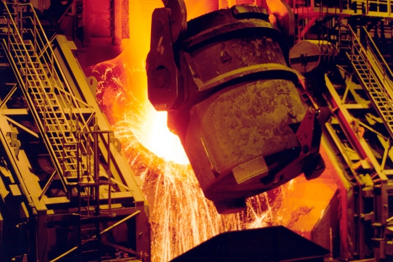 Safe and reliable steel production